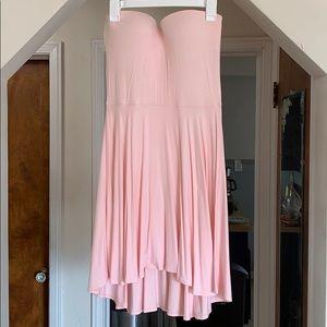 Victoria's Secret light pink dress